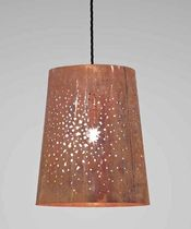 contemporary pendant lamp (bronze) STARRY by Johan Carpner BLOND