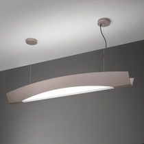 contemporary pendant lamp (brushed aluminium) 6010 TAMSIN 3 WINONA LIGHTING