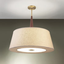 contemporary pendant lamp (fabric) 5810 ENZO WINONA LIGHTING