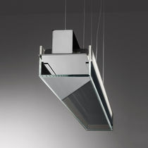 contemporary pendant lamp (metal and glass) LUMINI by Ermanno Preti Younique Plus