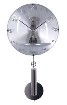 contemporary pendulum clock BEAUTY by Hans Frie NEXTIME