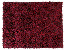 contemporary plain rug REDS by Tord Boontje nanimarquina