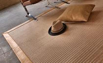 contemporary plain rug ELEGANCE : TAMIFERRO NATURTEX