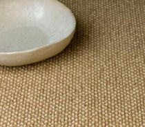 contemporary plain rug in wool JACS ZOFFANY