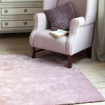 contemporary plain rug in linen DIAMOND MASTERS OF LINEN
