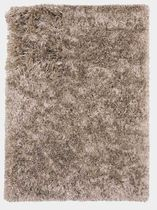 contemporary plain rug in polyester (shag) POLAR TISCA ITALIA