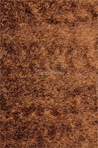 contemporary plain rug in polyester (shag) TULI MODERN bersanetti giovanni