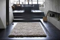 contemporary plain rug (shag) BERBER: MELA SIMPLE ICE