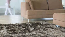 contemporary plain rug (shag, handmade) DOC: GEMS BOMAT