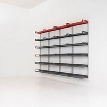 contemporary plastic wall shelf DF by  Joan Gaspar ABR PRODUCCION
