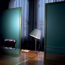 contemporary polycarbonate table lamp NOLITA by Joan Gaspar Marset Iluminacion