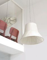 contemporary polyester pendant lamp AUDREY by Studio Catoir  Ligne Roset France