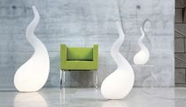 contemporary polyethylene floor lamp ALIEN_M EASY  next