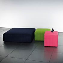 contemporary pouf QUARTIER by Claesson Koivisto Rune Tacchini