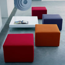 contemporary pouf ALFA by Emaf Progetti Zanotta