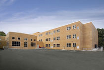 contemporary prefab building for school MARIO DRAGO ELEMENTARY SCHOOL Williams Scotsman