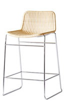 contemporary rattan bar chair BS-607 Yamakawa Rattan Japan Inc.