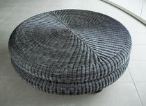 contemporary rattan coffee table MELANGE Dolcefarniente