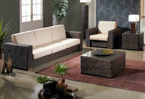 contemporary rattan sofa MARLOW JOENFA