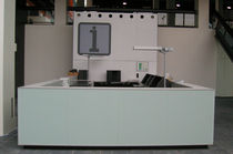contemporary reception desk  PARTHOS