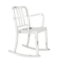 contemporary rocking chair HERITAGE by Philippe Starck emeco