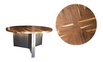 contemporary round table UGO Costantini Design