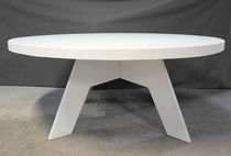 contemporary round table PROUVE GALERIE TAPORO