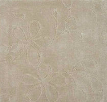 contemporary rug in vegetal silk and cotton (handmade) HAIKU: BIWA Tai Ping Carpets
