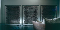 contemporary screen BLACK 199 by Paola Navone GERVASONI - Contract Division