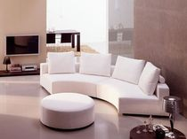 contemporary semi circle sofa MAXIM Signature Home Collection