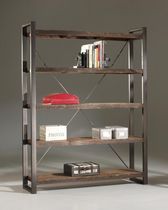 contemporary shelf in certified wood (FSC-certified) ISIS BSM