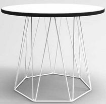 contemporary side table VAN AMBURGH by Sam Johnson thorsten van elten