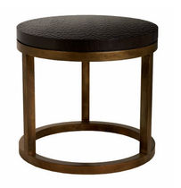 contemporary side table WASHINGTON PARK by Terry Hunziker SUTHERLAND