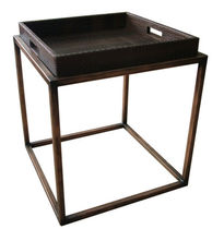 contemporary side table AP-560011-G06 Signature Home Collection