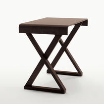 contemporary side table by Antonio Citterio SIDUS  MAXALTO