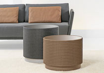 contemporary side table ROLL Accente