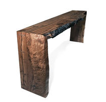 contemporary sideboard table in reclaimed wood MITER  Hudson Furniture
