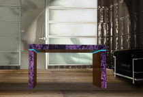 contemporary sideboard table Amethyst AL &amp; JO