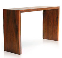 contemporary sideboard table in solid wood C Tucker Robbins