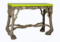 contemporary sideboard table in solid wood TREE ROOT 1801 William Switzer