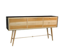 contemporary sideboard with high legs HAVEN SMC Furnishings