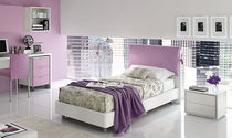 contemporary single bed GL017 h