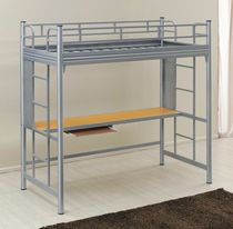 contemporary single loft bed 900.01 Ersan Metal Furniture Co.