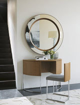 contemporary sled base chair VANITY by G. Azzarello Porada