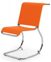 contemporary sled base chair DIA by Gioia Meller Marcovicz CLASSICON