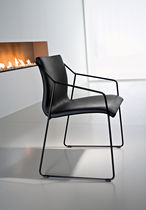 contemporary sled base chair CHARLOTTE Ciacci Kreaty