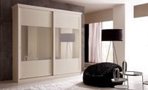 contemporary sliding door mirrored wardrobe CONTEMPORARY Sanmichele