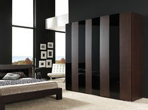 contemporary sliding door mirrored wardrobe  COIM