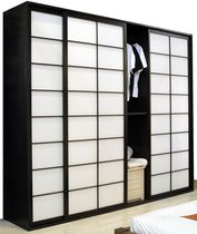 contemporary sliding door wardrobe   Cinius