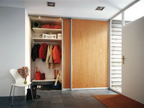 contemporary sliding door wardrobe  Archi Caza